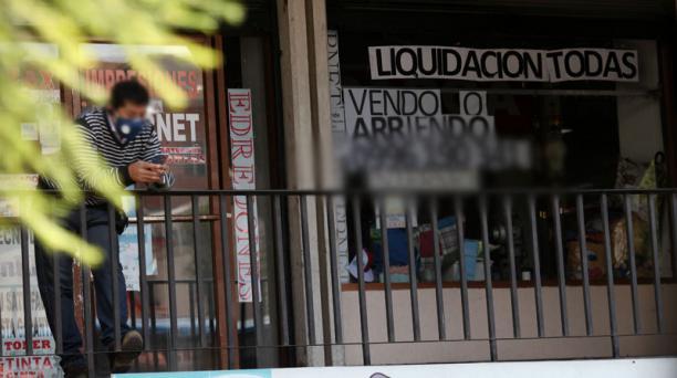 Los propietarios de bienes señalan que los precios de oferta por sus inmuebles se han reducido del valor en el que los adquirieron, ante la pandemia. Foto: Diego Pallero/ EL COMERCIO