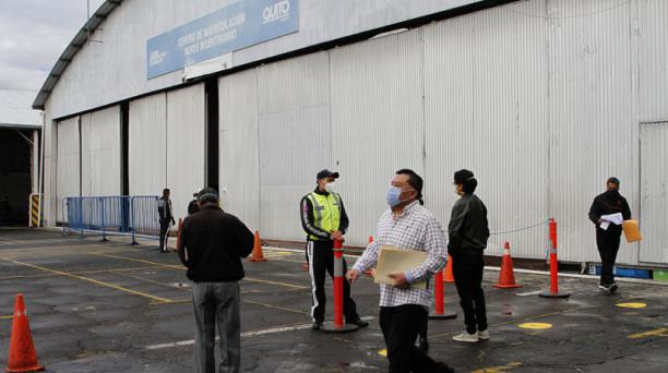 El Concejo Metropolitano reconsideró este 28 de julio del 2020 la votación y dio paso a la suspensión de la Revisión Técnica Vehicular en Quito. Foto: Archivo/ EL COMERCIO.