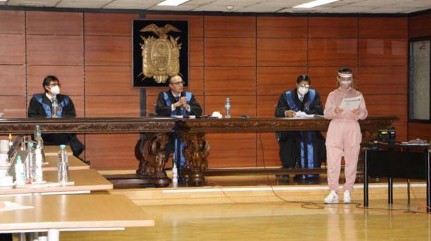 El Tribunal de Casación entregó este 8 de septiembre del 2020 la sentencia del caso Sobornos. Foto: cortesía.