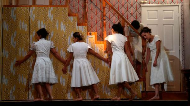 'Hay alguien en casa' fue una de las últimas obras de la Compañía Nacional de Danza.