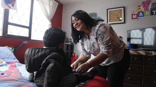 Cristina Espinoza fue desvinculada de su cargo de directora financiera, en Baba. Foto: Galo Paguay / EL COMERCIO
