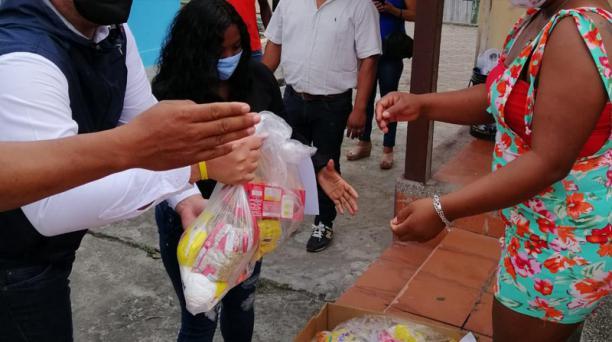 En abril, el Programa Mundial de Alimentos estimó que el número de personas enfrentando hambre extrema podría duplicarse debido a la pandemia. Foto: Archivo EL COMERCIO