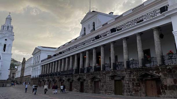 La entrega de los recursos se realizará el 28 de octubre en el Palacio de Gobierno. Foto: Patricio Terán / EL COMERCIO