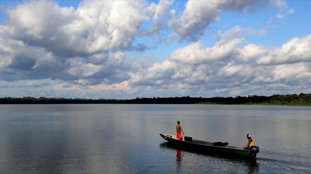 La Reserva Limoncocha es una de las 10 áreas donde ya se usa Smart. Foto: Archivo EL COMERCIO