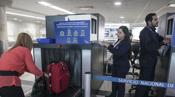 Los bienes considerados como efectos personales o de equipaje no pagan impuestos al ingresar al país. Foto: Archivo / EL COMERCIO