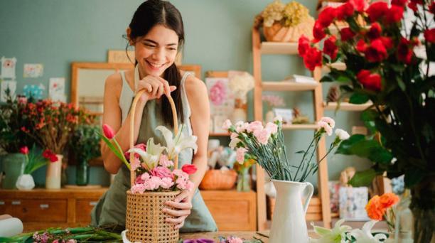 Las especies florales son ideales para personas cuidadosas y que sepan sobre jardinería.