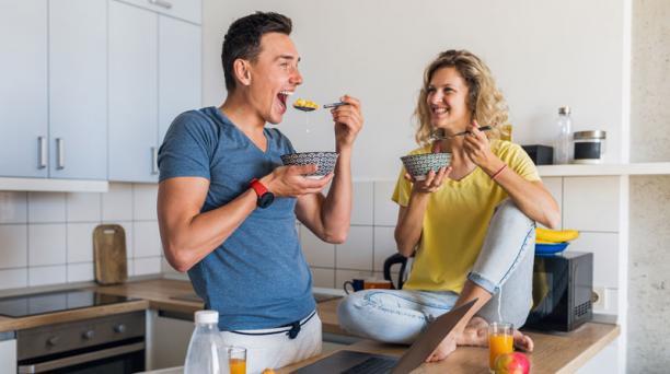 Las dietas equilibradas y el ejercicio recobraron su verdadera importancia tras la emergencia sanitaria. Existe un mayor interés por incluir productos de origen vegetal.