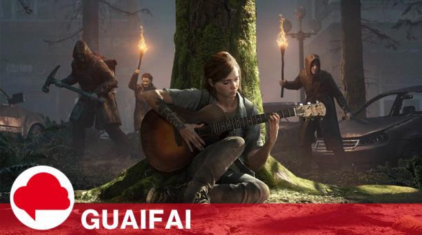 The Last of Us Part II reúne acción, aventura y horror. con gráficas realistas. Dsarrollado por Naughty Dog.