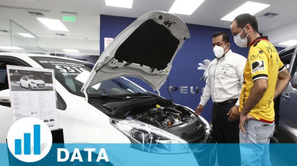 Pese a la crisis, la participación de autos europeos creció en las ventas totales del sector. Foto: Patricio Terán/ EL COMERCIO.