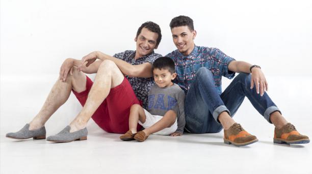 1.- Indie, Pips y Toddel son marcas ecuatorianas que fusionan el diseño con lo artesanal de la elaboración de calzado. Foto: Armando Prado / El Comercio.