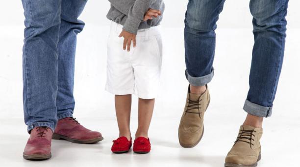 7.- Pips quiere acerca la moda a los más pequeños. Foto: Armando Prado / El Comercio