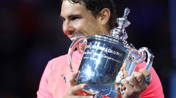 Rafael Nadal ganó su tercer Abierto de EE.UU. Foto: Dino García especial para EL COMERCIO desde Nueva York