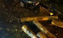 Personas heridas y 10 vehículos afectados en accidente de tránsito en Quito